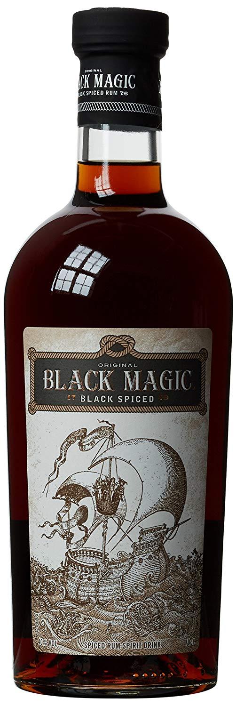 Black Magic Spiced Rum 70cl £16.49 prime / £20.98 non prime @ Amazon