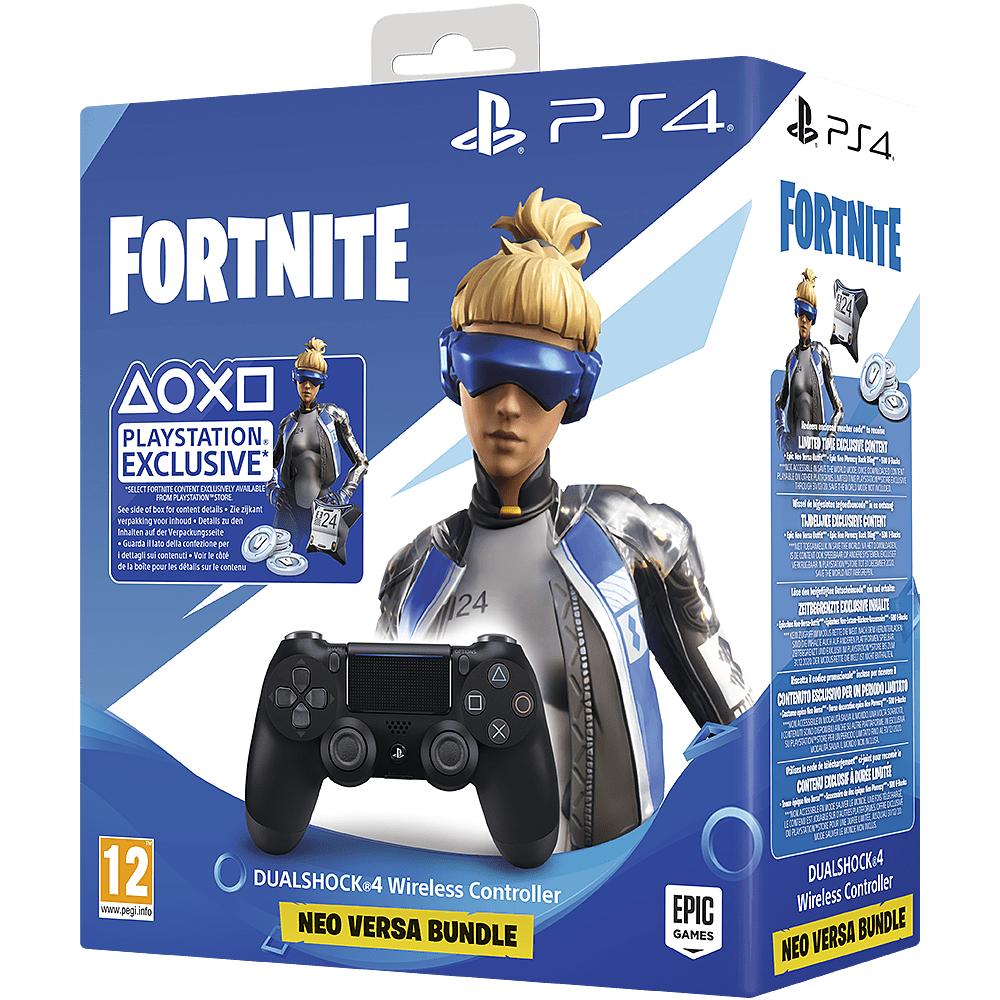 Fortnite Neo Versa PlayStation DUALSHOCK 4 Controller Bundle - £32.95 Delivered @ Coolshop