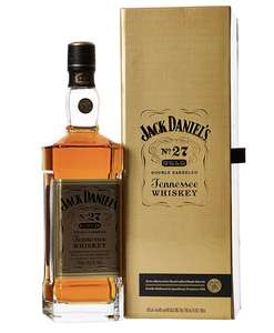 Jack Daniel's No.27 Gold Tennessee Whiskey, 70cl Amazon £32.24