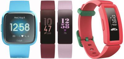 Fitbit Inspire £39.99/Fitbit Versa Lite £89.99 @ amazon