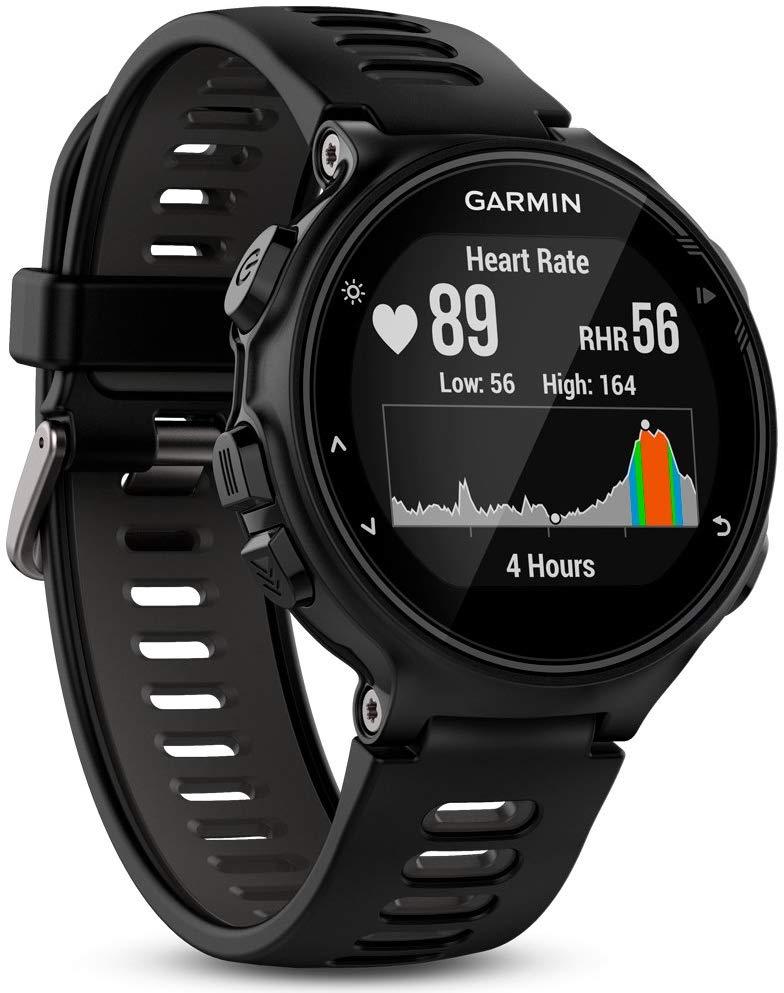 Garmin Forerunner 735XT GPS Multisport and Running Watch, Black/Grey £149.99 @ Amazon