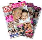OK magazine subscription 12 issues for 99p each