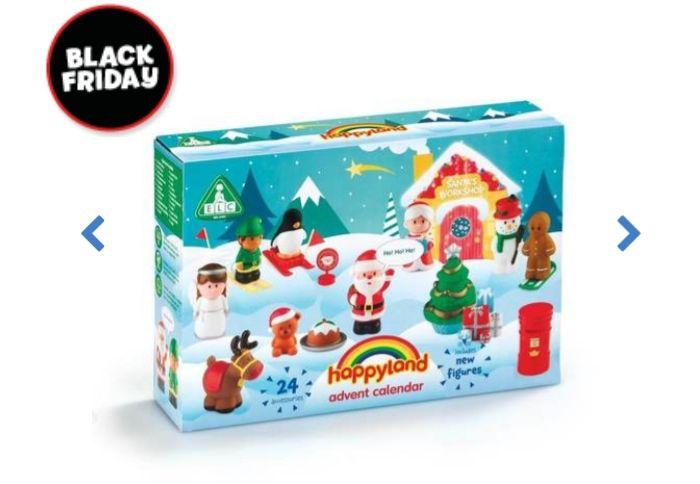Happyland Advent Calendar £14.99 free C&C @TheEntertainer