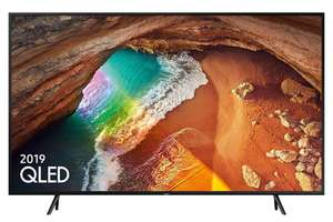 """Samsung 49"""" QLED Q60R TV £569 Sold by Hughes Direct and Fulfilled by Amazon"""