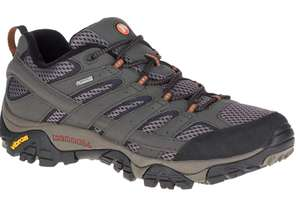 Merrell Men's Moab 2 GTX Low Rise Hiking Boots £54.22 at amazon