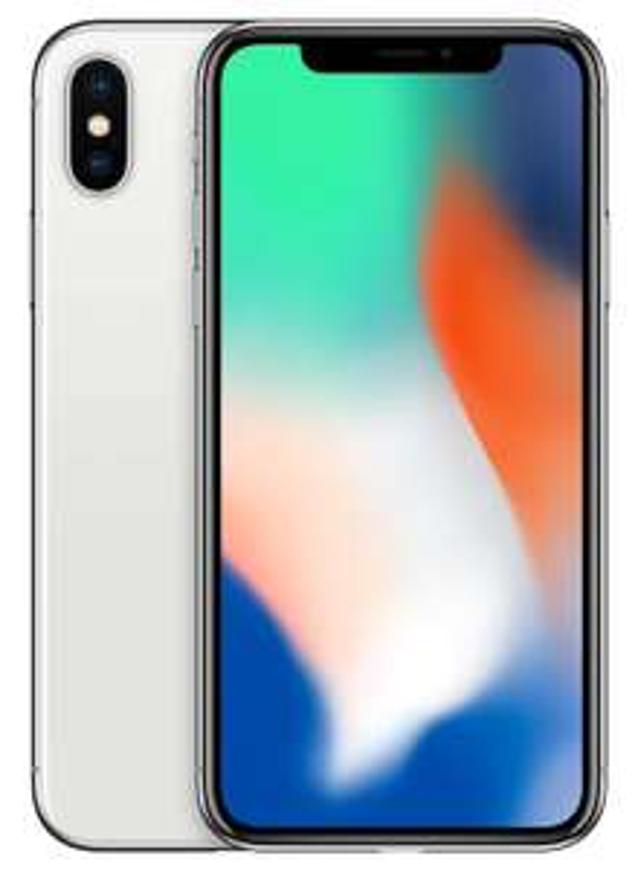 Apple iPhone X (64GB) - Silver £639 Amazon