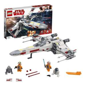 Lego 75218 Star Wars X-Wing Starfighter £44.99 @ Amazon (free delivery)