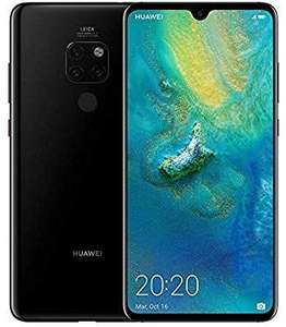Huawei Mate 20 128 GB 6.53-Inch 2K FullView Android 9.0 SIM-Free Smartphone £236 Sold By ONLY BRANDED/Amazon
