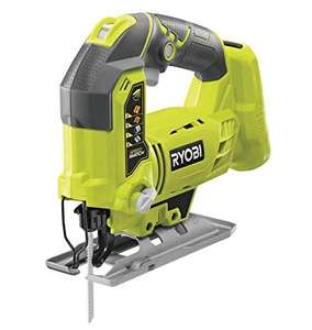Ryobi R18JS-0 ONE+ Jigsaw with LED, 18 V (Body Only) was £64.49
