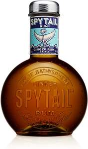 Spytail Ginger Rum 70 cl 40% ABV £15.50 (+£4.49 Non Prime) @ Amazon