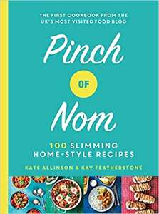 Pinch of Nom: 100 Slimming, Home-style Recipes £7.50 (+£2.99 Non Prime) at Amazon
