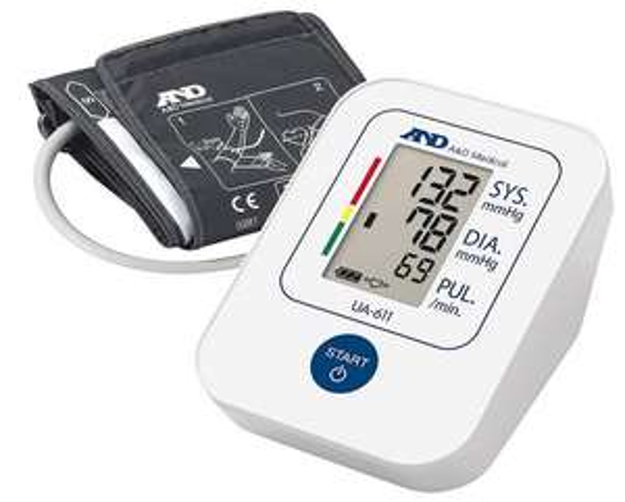 A&D Medical UA-611 Upper Arm Blood Pressure Monitor @ 12.23 (Lightening Deal @ Amazon)
