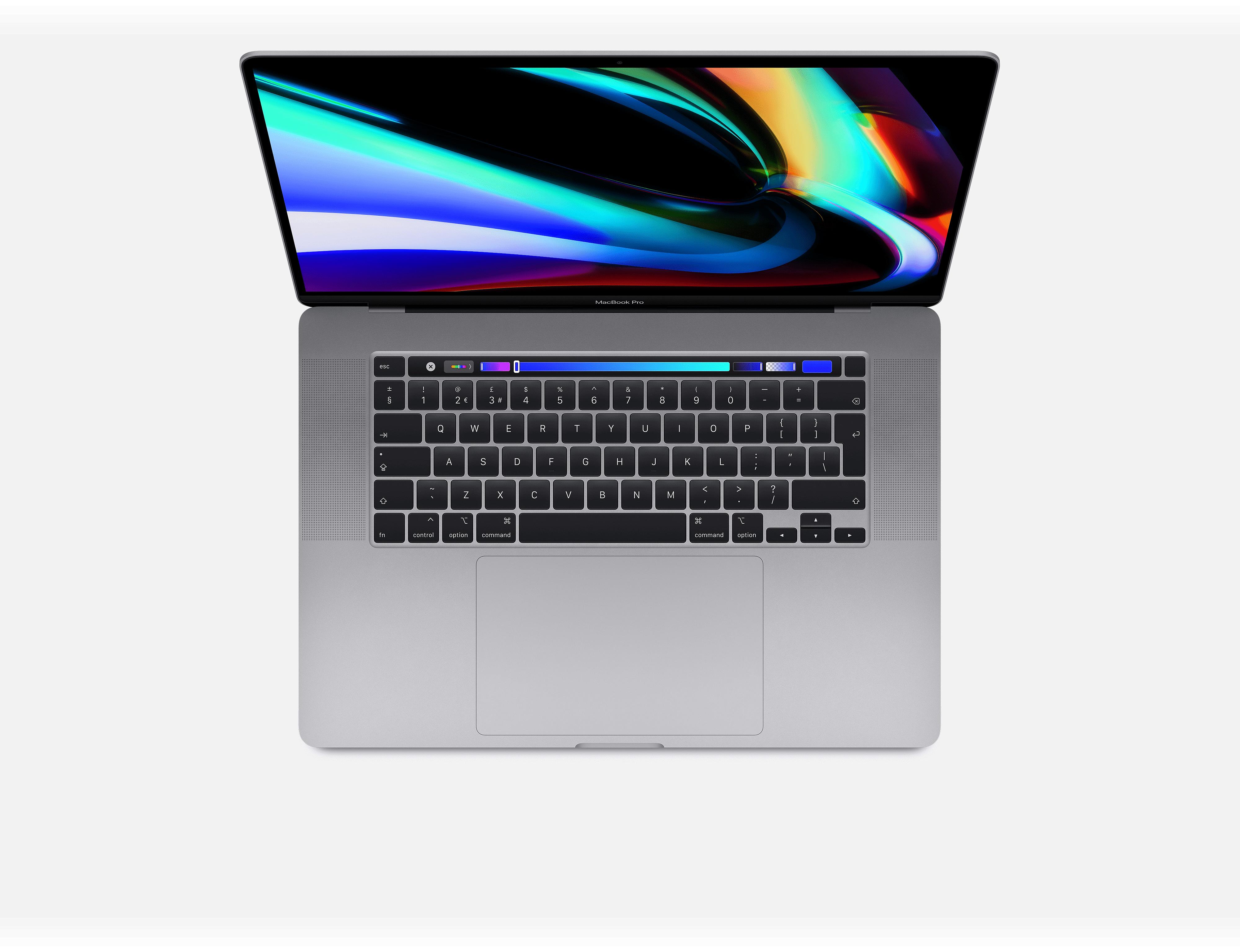 Apple Macbook Pro, Intel Core i7, 16GB RAM, 512GB Solid State Drive, 16 Inch Notebook