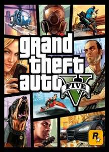 Grand Theft Auto V PC £9.11 @ Instant Gaming