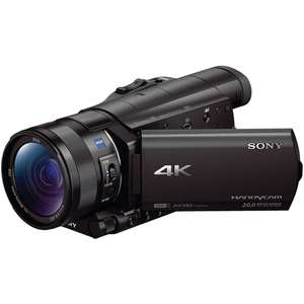Sony FDR-AX100 4K (1-Inch Sensor) Camcorder £749 (£649 after cashback) @ Amazon