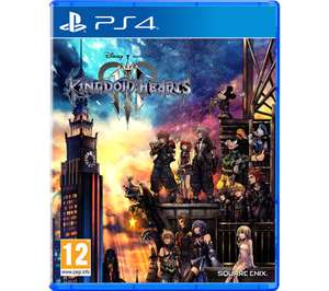 Kingdom Hearts III (PS4) + 6 months Spotify Premium (New Customers) for £9.97 @ Currys PC World