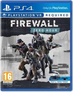 Firewall Zero Hour PSVR £9.99 @ PS Store