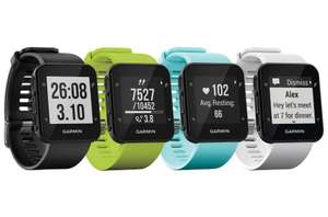 Garmin Forerunner 35 GPS Running Watch with Wrist-Based Heart Rate and Workouts £82.99 @ Amazon