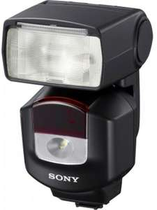 Sony HVL-F43M Flash with Video Light for Sony Alpha (a7, RX10, a6x00 series etc) £199 (£119 after cashback) @ Castle Camera