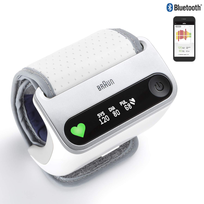 Braun iCheck 7 Wrist Blood Pressure Monitor - £35.62 @ Amazon