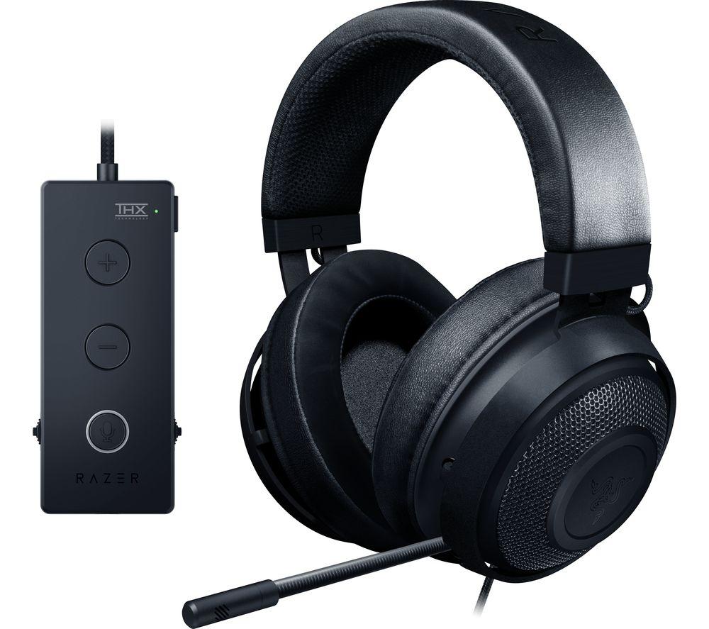 RAZER Kraken Tournament Edition 7.1 Gaming Headset - Black £49.99 @ Currys