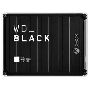 WD Black 5TB Game Drive for Xbox One £99.99 @ Amazon