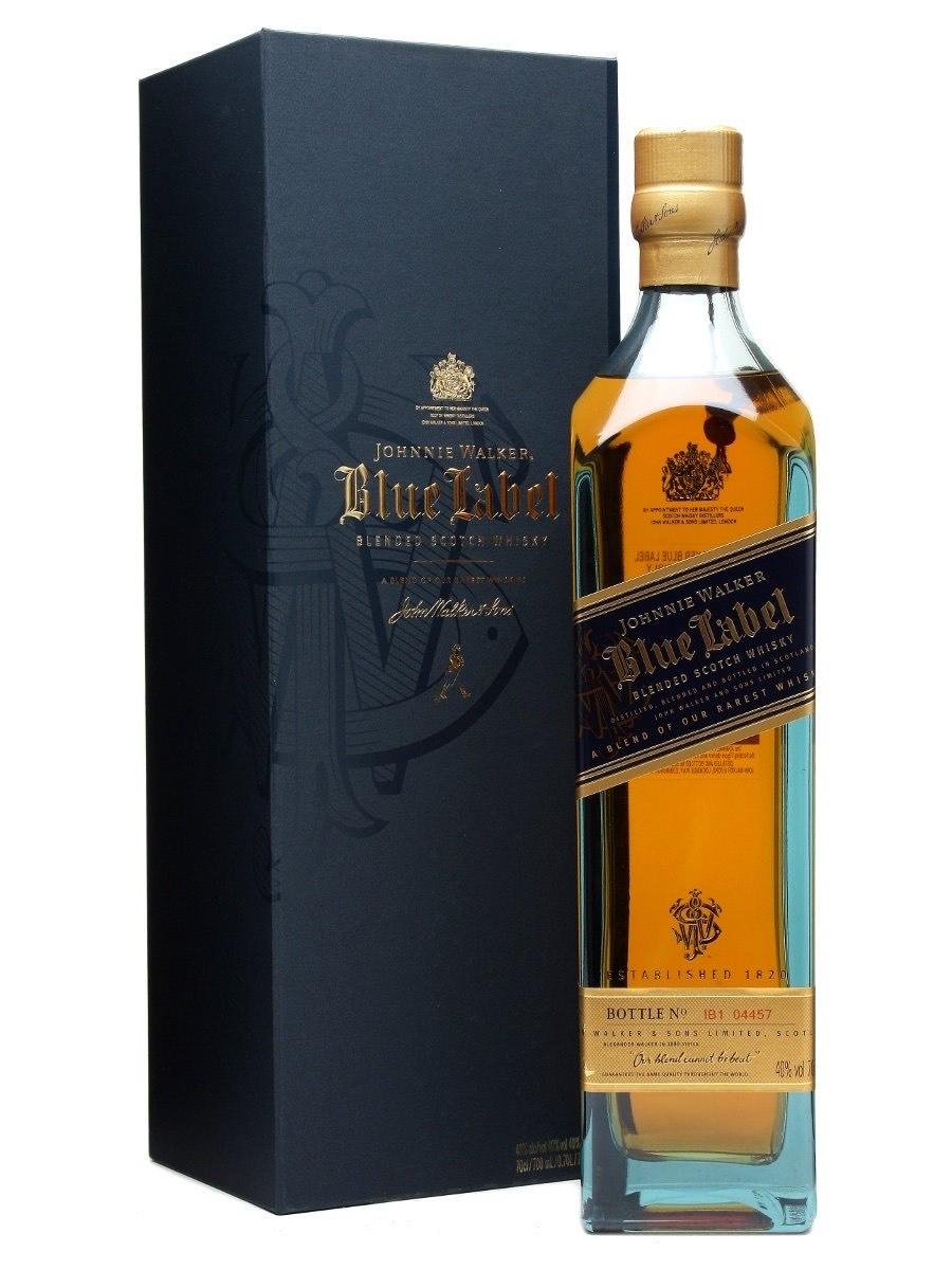 Johnnie Walker Blue Label £111 at Amazon