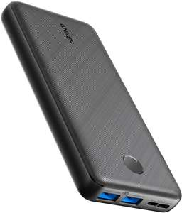 Anker PowerCore Essential 20000 Portable Charger with PowerIQ Tech £25.59 delivered, Sold by Anker direct, fulfilled by Amazon