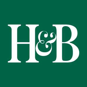 15% off £25, 20% off £50 and 25% off £75 - Black Friday at Holland and Barrett