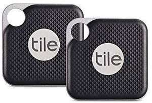 Tile Pro 2 pack £26.99 deal of the day at Amazon