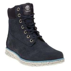 Mens Timberland Blue Bradstreet 6 Inch Nubuck Boots Chukka Lace-Up (Limited Sizes) £84 Delivered @ soletrader_outlet / eBay