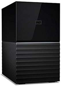 WD My Book Duo 16 TB external enclosure (two 8tb Red drives) £269.99 @ Amazon