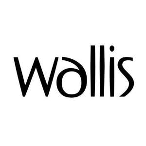 Wallis 25% off everything - today only