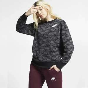 Nike Air Women's Printed Crew £22.73 + Free Delivery & Returns @ Nike