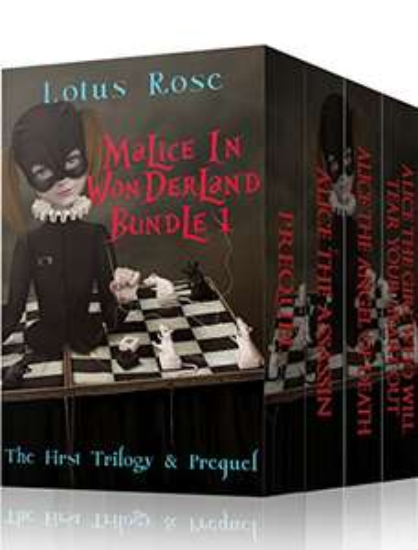 Malice In Wonderland Kindle Edition FREE