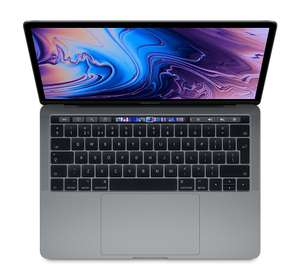 Apple MacBook Pro 2019 with £160 gift card from Apple