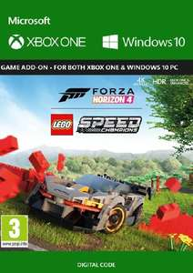 (Xbox One / PC) Forza Horizon 4: Lego Speed Champions Xbox One £5.99 @ CDKeys