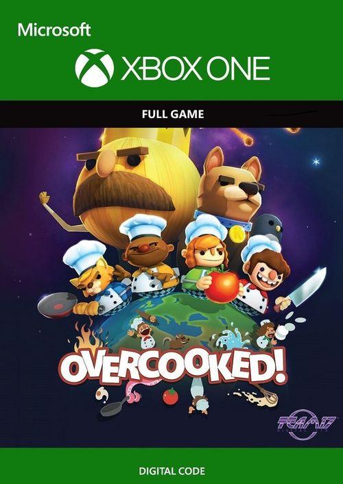 Overcooked (Xbox One) £0.99 @CDKeys