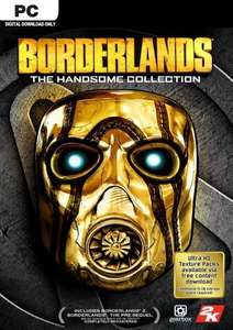 [Steam] Borderlands: The Handsome Collection PC - £2.99 @ CDKEYS
