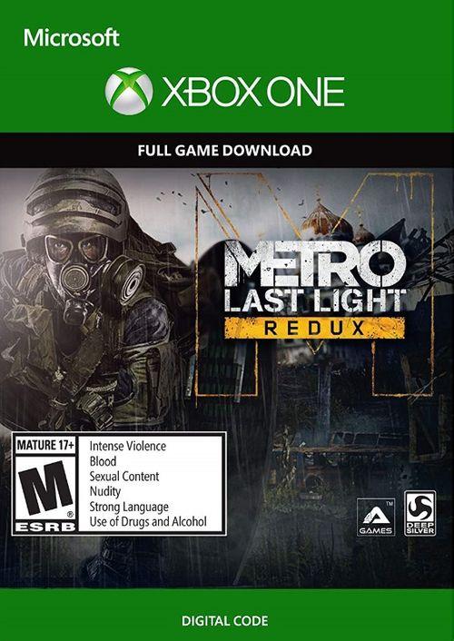 Metro 2033 Redux Xbox One £2.49 from CDKeys
