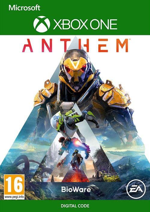 Anthem Xbox One £4.79 from CDKeys