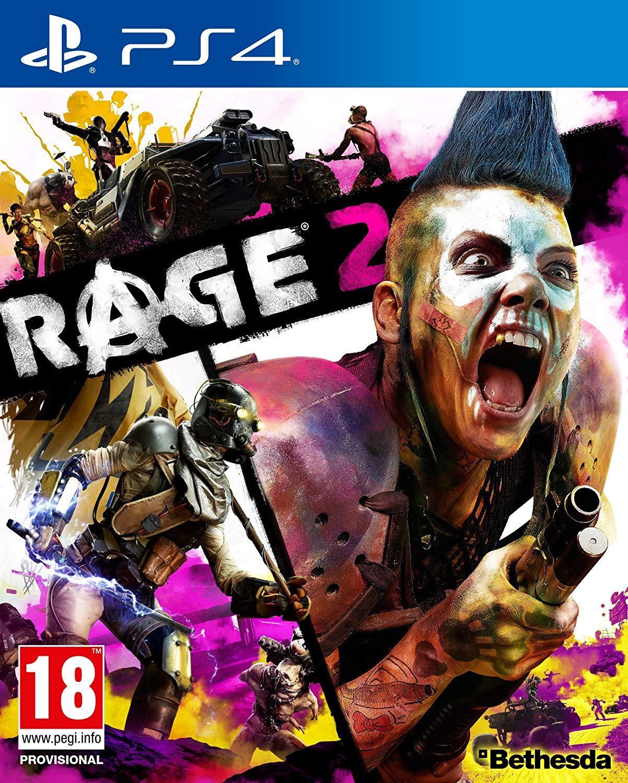 Rage 2 PS4 £14.97 + £2.99 Non Prime @ Amazon
