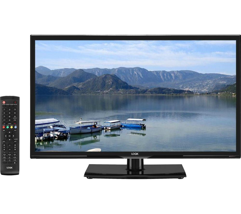 """LOGIK L32HE18 32"""" LED TV £99 @ Currys"""