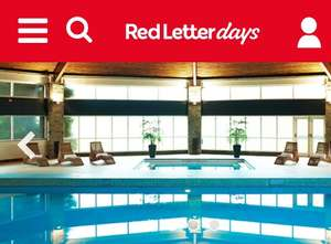 Deluxe Spa Day with Treatments for Two (55 mins) at a Choice of Marriott Hotels £52.50 @ Red Letter Days potentially £39 for Amex users