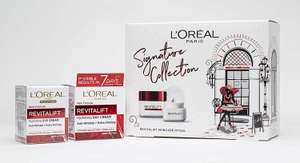 L'Oreal Paris Day & Eye Cream Signature Collection Gift Set For Her
