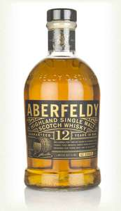 Aberfeldy 12 year old single malt whisky £23.98 @ Costco