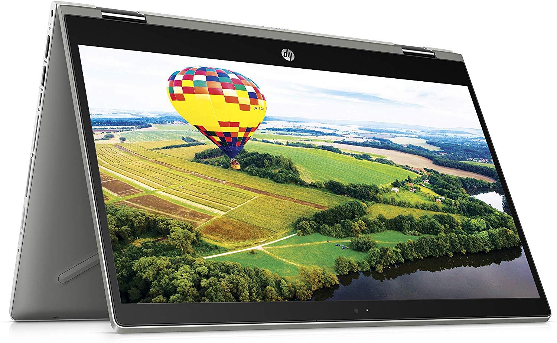 HP Pavilion x360 14-cd1009na 14-Inch Full HD Touch Screen Convertible Laptop - i5-8265U, 8 GB RAM, 256 GB SSD £579 @ Amazon