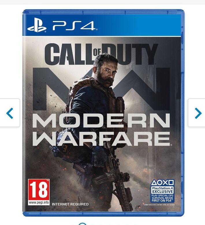 Call of Duty MW see description £38.99 del @AO.com