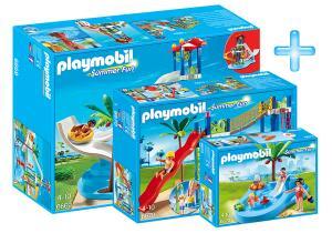 Various Bundles Reduced - Playmobil toy water park bundle £25.99 @ Playmobil Shop (£3.50 P&P)
