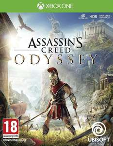Assassin's Creed Odyssey Xbox One / PS4 £14.95 from CoolShop with Free Delivery